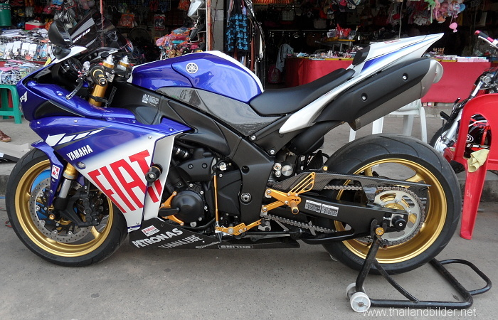 Bild big Bike  yamaha